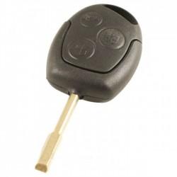 Ford 3-knops sleutelbehuizing - sleutelbaard rond