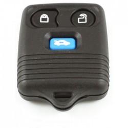 Ford 3-knops afstandsbediening - blauwe knop