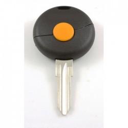Smart 1-knops sleutelbehuizing - sleutelbaard punt