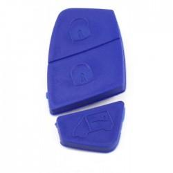 Fiat 3-knops drukknoppen blauw