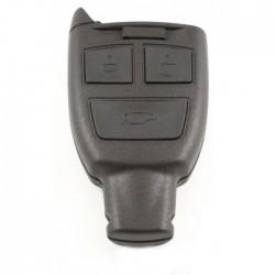Fiat Smart Key 3-knops sleutelbehuizing