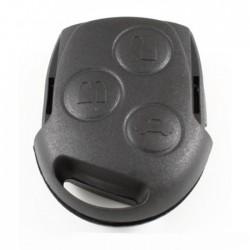 Ford 3-knops sleutelbehuizing - (zonder sleutelbaard)