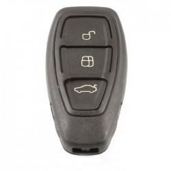 Ford 3-knops Smart Key - zonder sleutelbaard