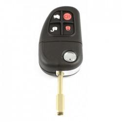Jaguar 4-knops klapsleutel - sleutelbaard rond