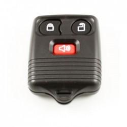 Ford 3-knops afstandsbediening - rode knop