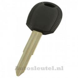 Kia contactsleutel - sleutelbaard punt met inkeping rechts