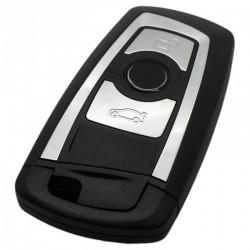 BMW 3-knops Smart Key Behuizing - voor BMW 3,5,7-serie