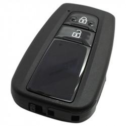 Toyota 2-knops Smart Key behuizing - model 2
