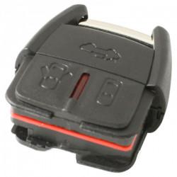 Chevrolet 3-knops sleutelbehuizing (zonder sleutelbaard)