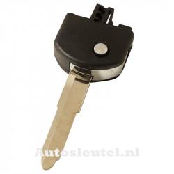 Mazda sleutelstuk voor klapsleutel - sleutelbaard punt met inkeping rechts