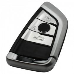 BMW 3-knops Smart Key Behuizing - voor BMW X5