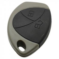 Toyota 2-knops sleutelbehuizing (zonder sleutelbaard)