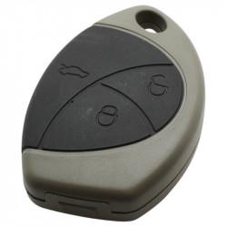 Toyota 3-knops sleutelbehuizing (zonder sleutelbaard)