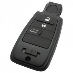Fiat 3-knops Smart Key