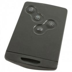 Renault smartcard 4-knops - sleutelbaard recht