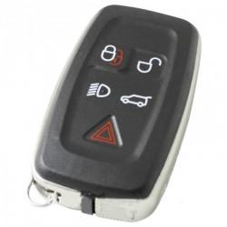 Land Rover Freelander 5-knops smart key met elektronica 315MHZ voor oa Land Rover Freelander - Range Rover Discovery 4