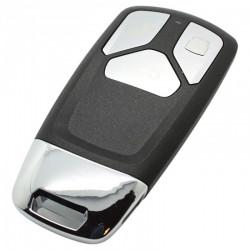 Audi 3-knops Smart Key Behuizing met elektronica 434MHZ
