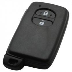 Toyota 2-knops Smart Key met elektronica 433MHZ - ID47 transponder - FSK F433 Board - Toyota Carolla