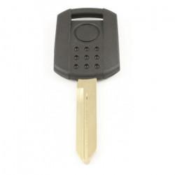 Ford Mercury contactsleutel met PD60 transponder - sleutelbaard punt