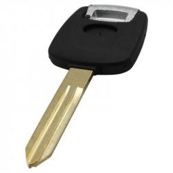 Infiniti contactsleutel met ID46 transponder - sleutelbaard punt (model 2)