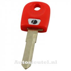 Ducati motorsleutel rood - sleutelbaard punt