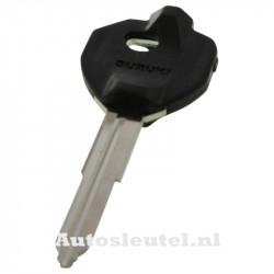 Suzuki motorsleutel zwart - sleutelbaard punt (model 3)