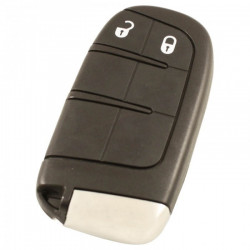 Chrysler 2-knops smart key behuizing