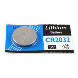 Knoopcelbatterij CR2032