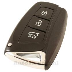 Hyundai 3-knops Smart Key behuizing (model 2)