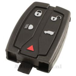 Land Rover 5-knops smart key sleutelbehuizing