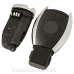 Mercedes 3-knops Smart Key Behuizing (nieuw model)