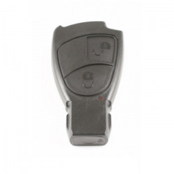 Mercedes 2-knops Smart Key Behuizing