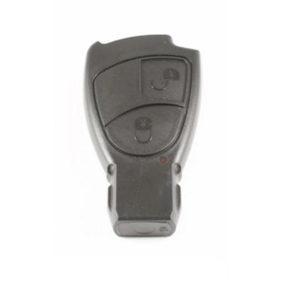 Mercedes 2-knops Smart Key Behuizing