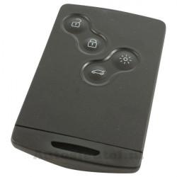Renault smartcard 4-knops - sleutelbaard punt