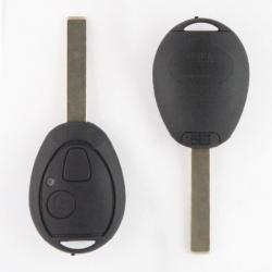 Rover 2-knops sleutelbehuizing - sleutelbaard recht