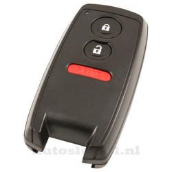 Suzuki 2-knops Smart Key met paniek knop