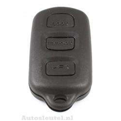 Toyota 3-knops afstandsbediening met paniek knop