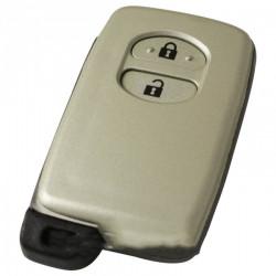 Toyota 2-knops Smart Key behuizing