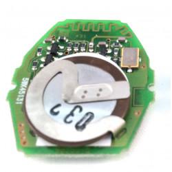 Plaatsen (solderen) van een oplaadbare batterij